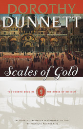 Scales of Gold Cover