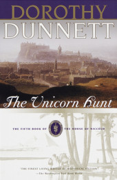 The Unicorn Hunt Cover