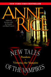 New Tales of the Vampires Cover