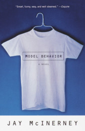 Model Behavior Cover