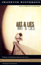 Art & Lies Cover