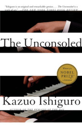 The Unconsoled Cover