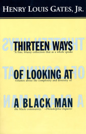 Thirteen Ways of Looking at a Black Man Cover