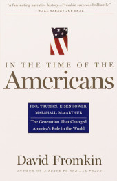 In The Time Of The Americans Cover