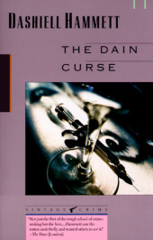 The Dain Curse Cover
