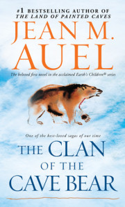 Jean M. Auel's Earth's Children Series Now Available as eBooks!
