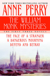The William Monk Mysteries Cover