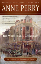 The Whitechapel Conspiracy Cover