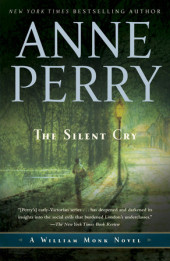 The Silent Cry Cover