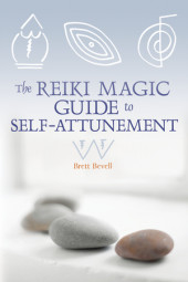The Reiki Magic Guide to Self-Attunement Cover