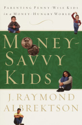Money-Savvy Kids Cover