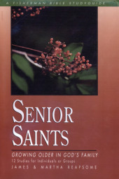 Senior Saints Cover