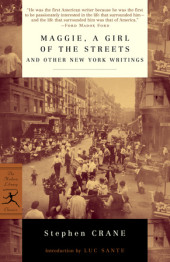 Maggie, a Girl of the Streets and Other New York Writings Cover