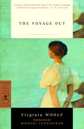 The Voyage Out Cover
