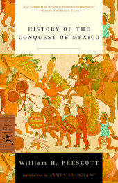 History of the Conquest of Mexico Cover