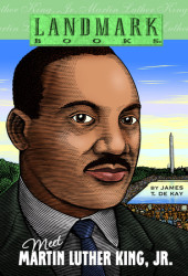 Meet Martin Luther King, Jr. Cover