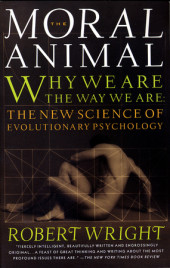 The Moral Animal Cover