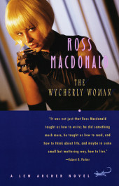 The Wycherly Woman Cover