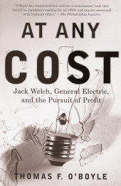 At Any Cost Cover