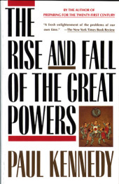 The Rise and Fall of the Great Powers Cover