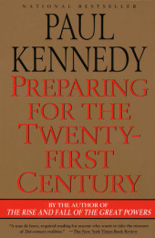 Preparing for the Twenty-First Century Cover