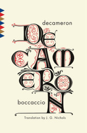 Decameron Cover