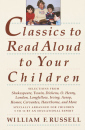 Classics to Read Aloud to Your Children Cover