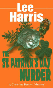 St. Patrick's Day Murder Cover