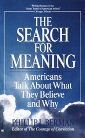The Search for Meaning Cover