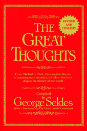 Great Thoughts, Revised and Updated Cover