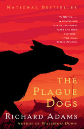 The Plague Dogs Cover