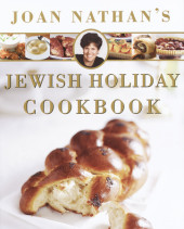 Joan Nathan's Jewish Holiday Cookbook Cover