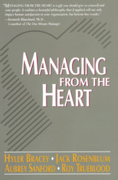 Managing from the Heart Cover