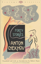 Forty Stories Cover
