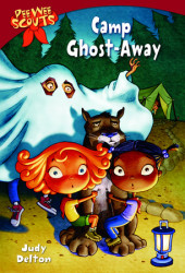 Pee Wee Scouts: Camp Ghost-Away Cover