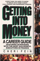 Getting into Money: A Career Guide Cover