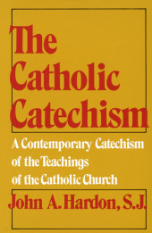 Catholic Catechism Cover
