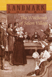 The Witchcraft of Salem Village Cover