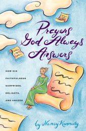 Prayers God Always Answers Cover