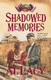 Shadowed Memories Cover