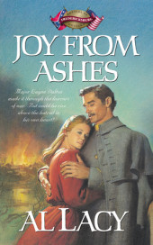 Joy from Ashes Cover