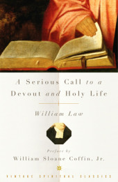 A Serious Call to a Devout and Holy Life Cover