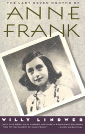 The Last Seven Months of Anne Frank Cover