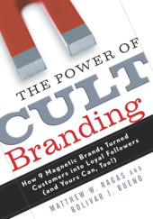 The Power of Cult Branding Cover