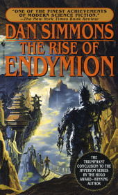 Rise of Endymion Cover