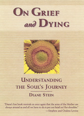 On Grief and Dying Cover