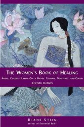The Women's Book of Healing Cover
