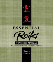 Essential Reiki Teaching Manual Cover