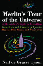 Merlin's Tour of the Universe Cover