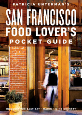 Patricia Unterman's San Francisco Food Lover's Pocket Guide, Second Edition Cover